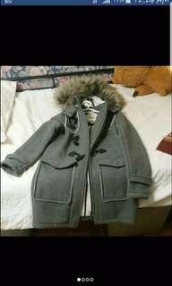Garage coat XS
