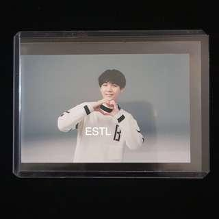 BTS 3rd Muster Suga Army Booth Official Photocard