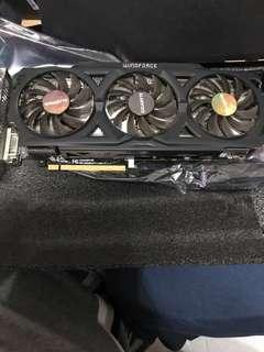 Gigabyte Windforce AMD R9 280X 3GB
