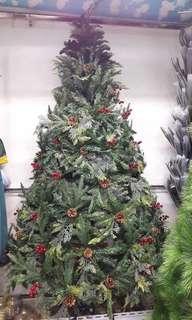 Christmas Tree (Cherry Fine Tree Hook Type)