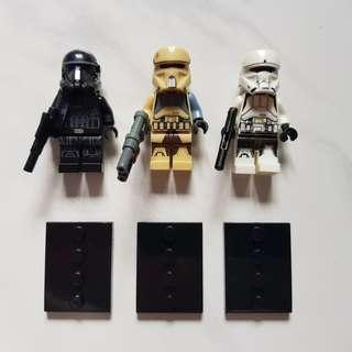 Star Wars Rogue One Minifigures