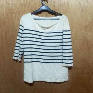 Uniqlo 3/4 Sweater