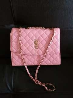 Tas YSl (kw) pink cantik