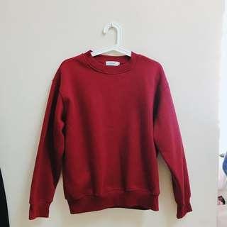 Maroon Sweatshirt #Midsep50