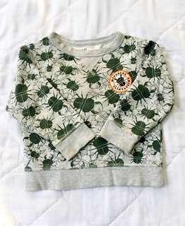 H&M Sweatshirt size 1-2thn