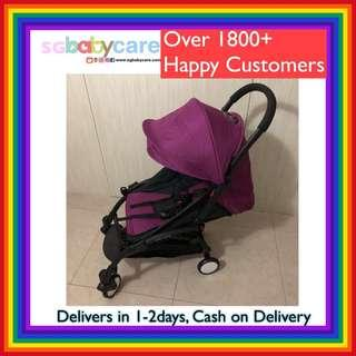 🚚 FREE DELIVERY BNIB Compact Cabin Travel Stroller