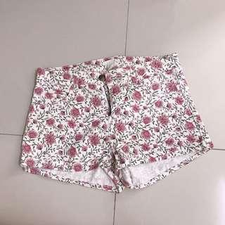 Floral Shorts #Midsep50