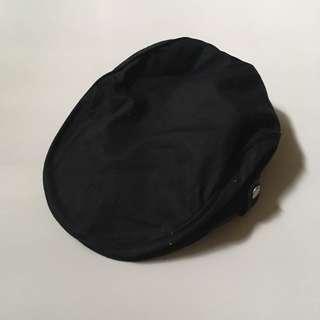 Kids Retro Cap Black 54cm