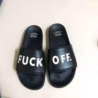 Fuck off sandal #Midsep50