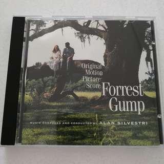 Forest Gump soundtrack CD