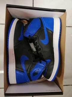 Jordan 1 Limited edition release OG Royal Blue Womens/Girls Original like kobe lebron stan smith kd drose lillard adidas boost roshe huarache tubulars
