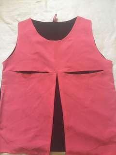 Pink top size s-m