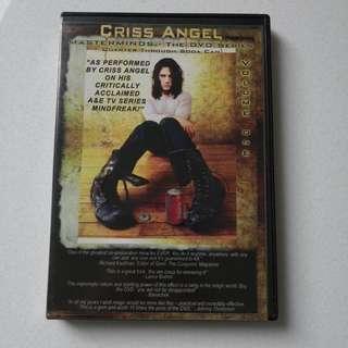Masterminds Vol. 1 by Criss Angel Quarter Through Soda Can DVD