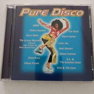 Pure Disco CD