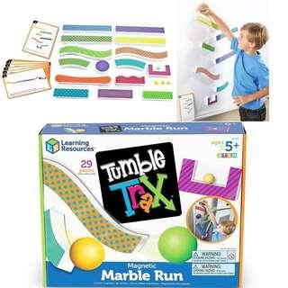 BNIB: Learning Resources Tumble Trax Magnetic Marble Run