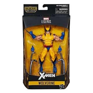 Marvel Legends wolverine