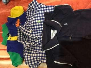 Baby suit for 9m up in good condition