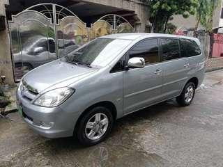 2007 Toyota Innova V Top of the Line