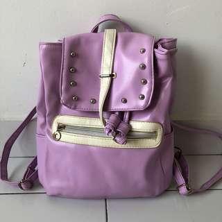 Purple Bag Backpack #MidSep50