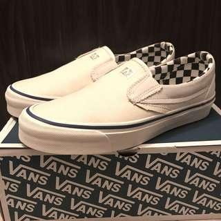 New Vans Vault OG Classic Slip On (inside out) checkerboard US 8.5