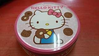 Kaleng Hello Kitty pink