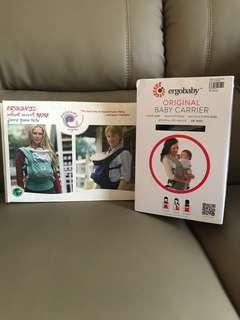 Authentic Ergobaby carrier free Ergo baby infant insert