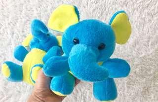 Boneka Gajah Biru