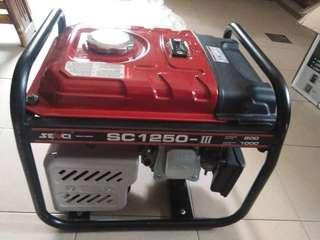 Silent portable generator set. (new) + warranty