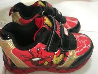 Ironman shoes for toddler / kids