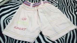 New celana untuk umur 1-3th