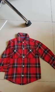 Baju Lengan Panjang Carter's