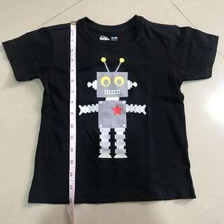 Baleno Black Shirt