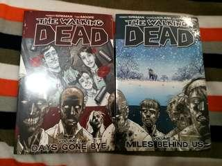 Walking Dead Vol1&2