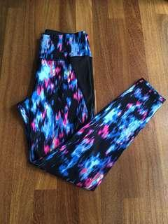 Calvin Klein quick Dry legging size S condition 9.5/10