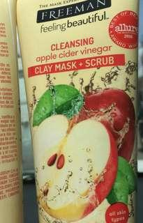 FREEMAN mask Apple Cider Vinegar