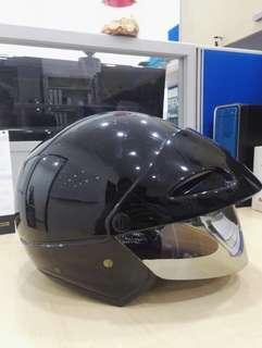 Helmet ARC AF6 secondhand, with free silver visor