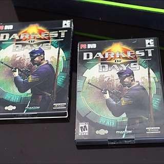 Windows Vista PC Game - Darkest Of Days