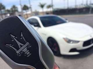 New Maserati Ghibli Key