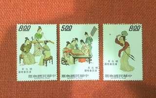🚚 漢宮春曉古畫郵票