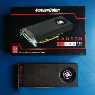 Radeon RX 480 8GB Reference Edition