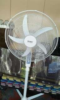 seville stand fan