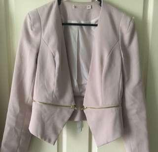 Size 8 fitted blazer