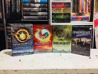 Veronica Roth | Divergent Series