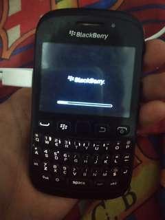 BlackBerry Curve / BB Curve hitam