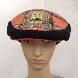 Vintage Scottish Hat
