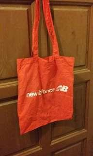 Vintage new balance tote bag