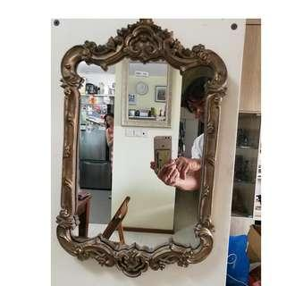 Classic Baroque Mirror Item No: 2069-333 ,