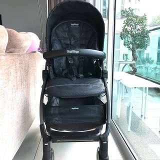 Peg Pérego Book Plus 51 with Pop Up Sportivo stroller