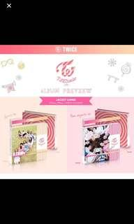 SEALED INSTOCKS Twice TT Album LANE ONE