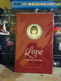 Lang Leav | Love and Misadventure